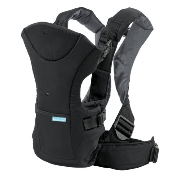 Infantino Other - Infantino Baby Carrier Black